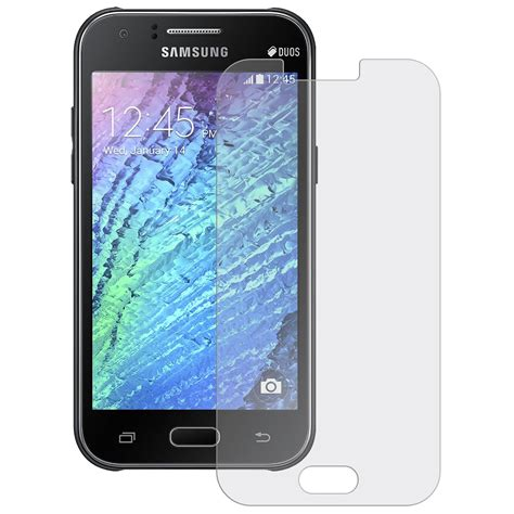 Tempered Glass Samsung Galaxy J2 Protection Screen Guard Anti 9h tempered glass screen protector samsung galaxy j1 2015