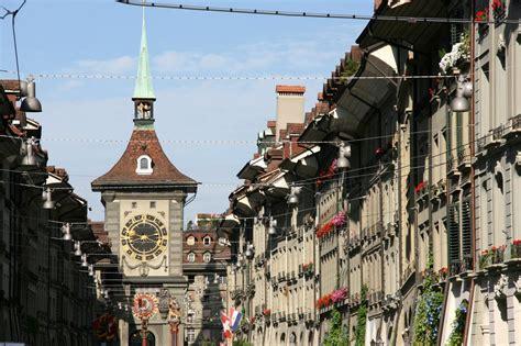 le berne vieille ville de berne dans le canton de berne