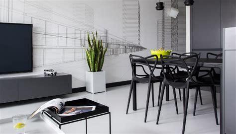 desain interior rumah hitam putih noval kurniawan