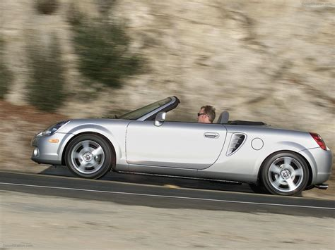 Toyota Mr2 Spider Toyota Mr2 Spyder 2005 Car Wallpapers 8 Of 20