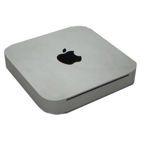 apple mac mini ram apple mac mini a1347 2 duo 2 40ghz 4gb ram 120gb ssd
