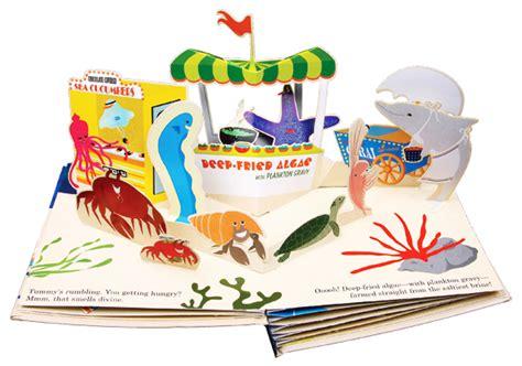 jesswick » Barnacle Carnival pop-up book
