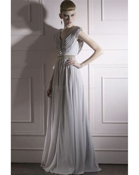 chiffon draping formal evening dress fashion pinterest draping