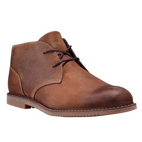 timberland boots chukka timberland cobleton 2 eye chukka boots s brown