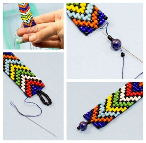 diy beading projects 80 best bead weaving images on bead weaving
