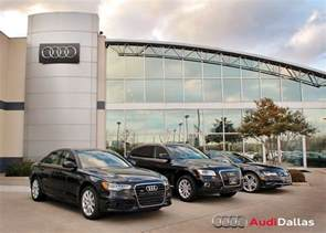 Pre Owned Audi Dallas Dallas Audi Dealer About Audi Dallas