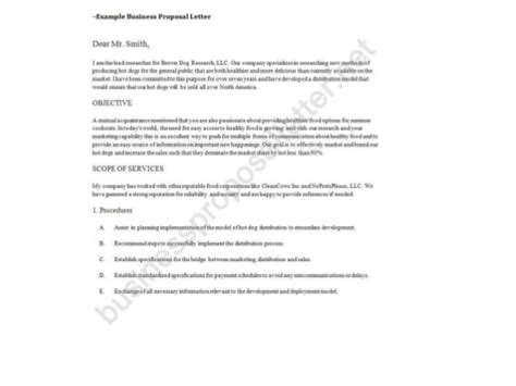 Official Letter Request For Cooperation Business Letter Exle