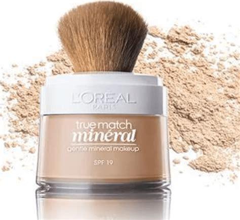 Harga Make Up Merk Loreal harga bedak loreal true match mineral daftar terbaru 7
