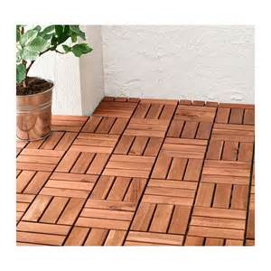 Ikea Outdoor Floor Mats Runnen Floor Decking Outdoor Brown Stained Terrace