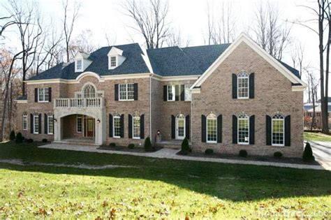 md house matt birk s house reisterstown maryland pictures rare facts