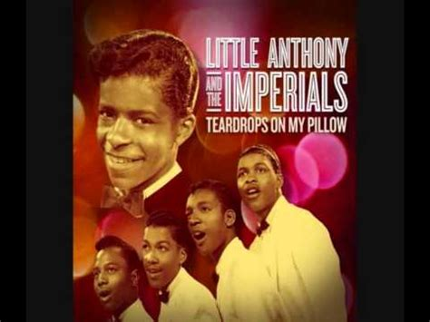Tears On Pillow By Anthony And The Imperials by Tears On Pillow Anthony The Imperials