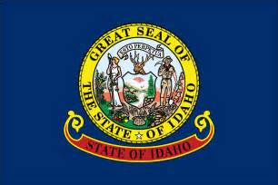 state colors image gallery idaho state flag