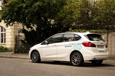 Drive Now Bmw by Bmw 2er Active Tourer Bei Drivenow Carsharing News