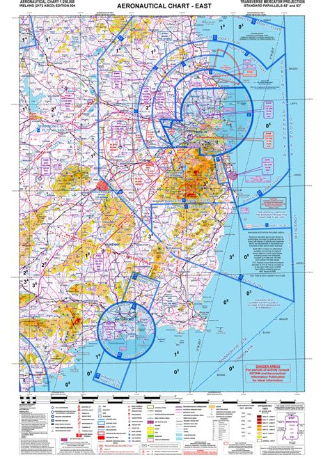 aeronautical sectional chart aeronautical charts
