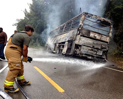 to skynews when buses exploded in they concordia selma football team escapes burning