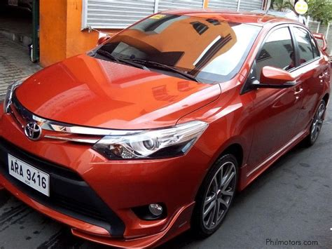 2015 Toyota Vios 1 5 G M T Trd affordable cars in the philippines 2014 autos post