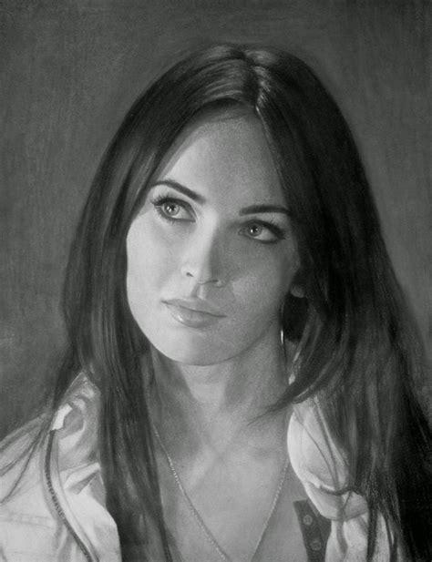 Imagenes Realistas Famosas | mujeres bonitas hechas a lapiz dibujos de lapiz