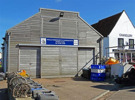 Fishing Sheds by Next The Sea Norfolk Coast Including