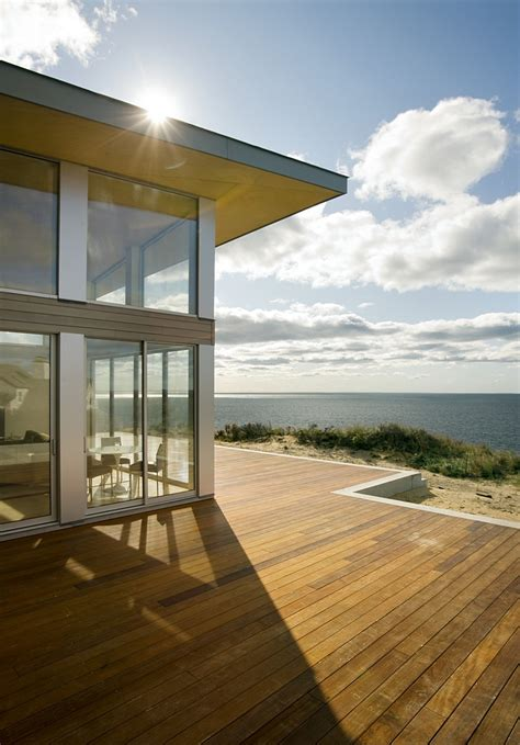 modern beach homes truro residence a green modern beach house zeroenergy