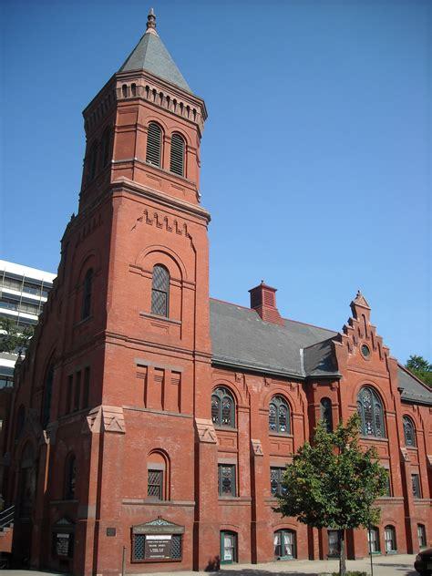 Charming Lincoln Ne Churches #8: Concordia_German_Evangelical_Church_and_Rectory_aka_United_Church.JPG