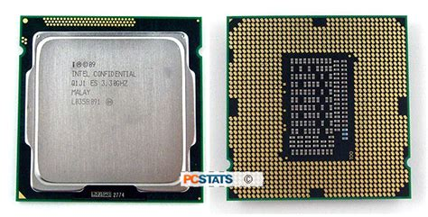 Cpu Für Sockel 1155 by Beginners Guide How To Install Remove Intel Socket Lga1155 Cpu And Heatsink Pcstats