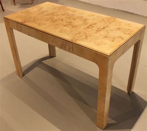 henredon desk parsons style desk by henredon at 1stdibs
