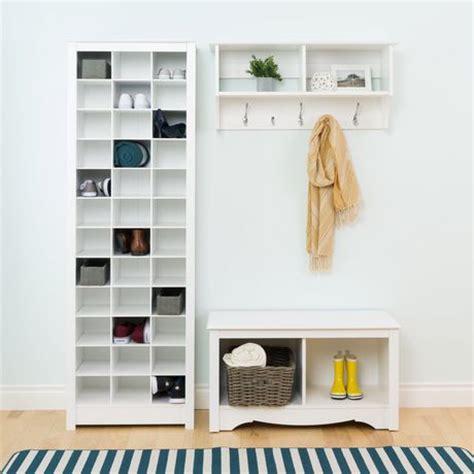 space saving shoe storage cabinet prepac space saving white shoe storage cabinet walmart