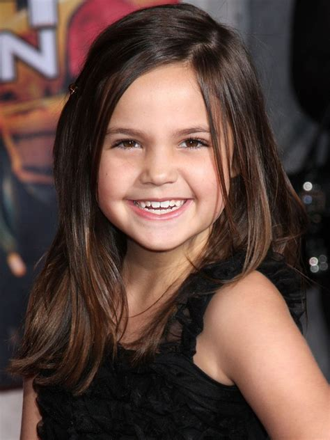 bailee madison kid bailee madison reeled in for rajeev dassani s watercolor