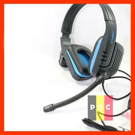 Sades Chopper Sa711 Gaming Headset jual beli headset gaming stereo sades chopper baru jual