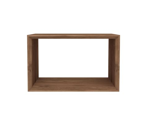 chagne cube coffee table teak cube coffee table lounge tables from ethnicraft