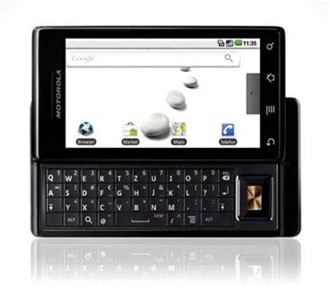 Hp Motorola Milestone motorola data harga handphone