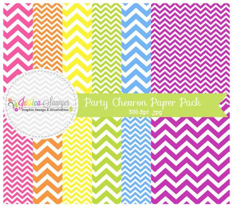 free printable paper zig zag instant download chevron digital paper pack zig zag