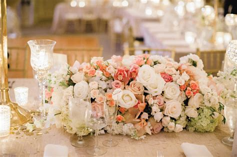 Save Low Wedding Centerpieces