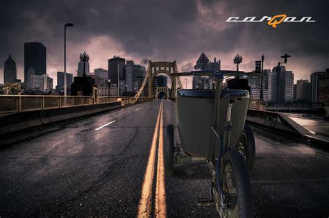 E Bike Hersteller Niederlande by Carqon Neues High End Cargo Ebike Aus Den Niederlanden