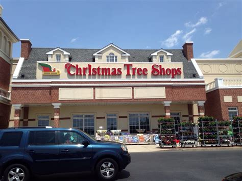 the christmas tree shop alberi di natale 2130 marlton