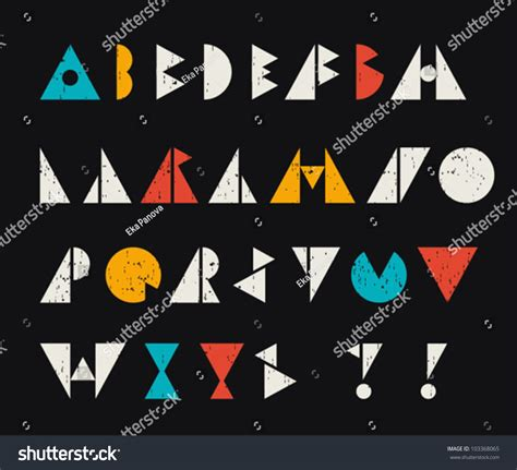 Abstract Letters