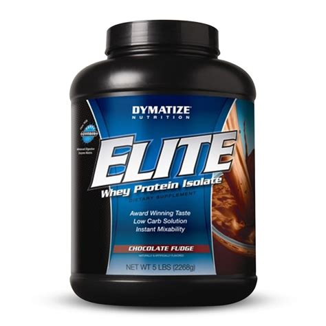 Dymatize Whey Protein Isolate Dymatize Elite Whey Protein Isolate