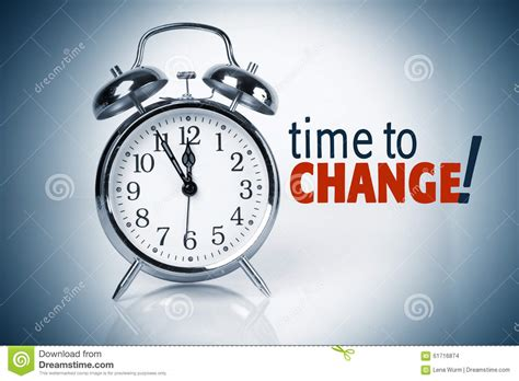 why new year date changes time to change stock photo image 61716874