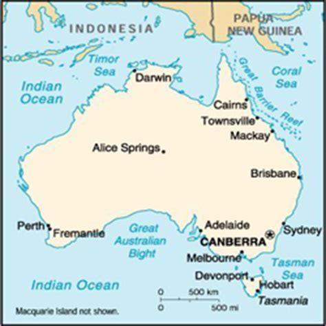 australia geographical features map australia geographical features australia geographical