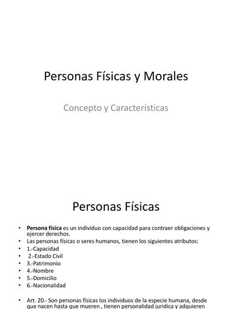 de personas morales ejemplos personas f 237 sicas y morales