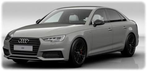 New Audi A4 2018 by New 2018 Audi A4 Update