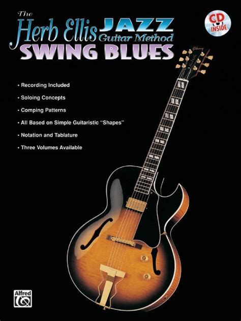 swing blues belwin the herb ellis jazz guitar method swing blues