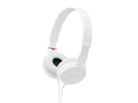 Headset Sony Mdr Zx100 sony mdr zx100 stereo headband headphone white 3 5mm headsets