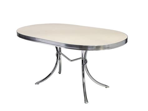 table a diner bel air retro furniture diner oval table to26 150 x 88