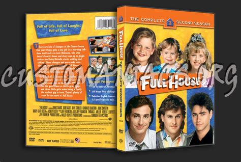 full house season 2 forum tv show scanned covers page 87 dvd covers labels by customaniacs