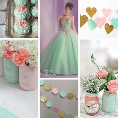 green rose themes nth quince theme decorations quinceanera ideen ideen party