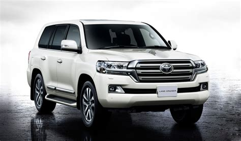 Toyota Japan 2016 Toyota Land Cruiser 200 Facelift Launched In Japan