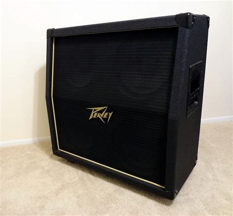 Speaker Macrone Ms 620 peavey 4x12 ms speaker cab uk celestions local az reverb