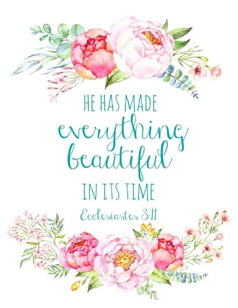 free printable easter quotes best 25 ecclesiastes 3 11 ideas on pinterest bible