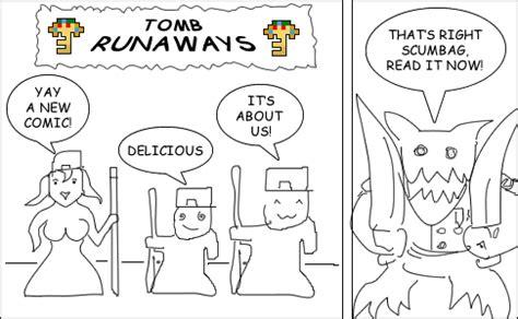 anticosmic rotmg runaways rotmg comic